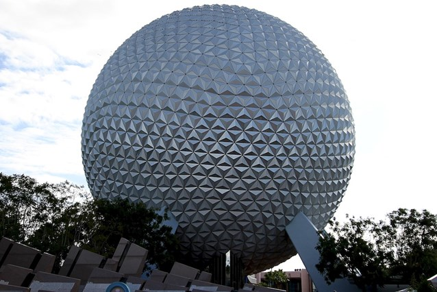 Spaceship Earth - All looks normal from a distance...