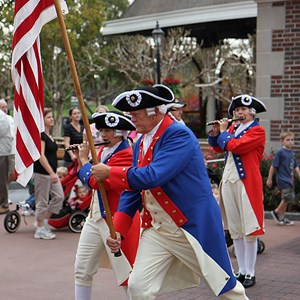 1 of 2: Spirit of America Fife and Drum Corps - Spirit of America Fife and Drum Corps performance