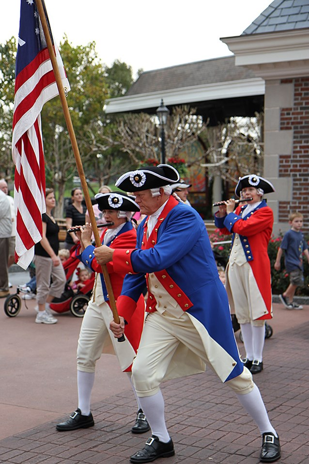 Spirit of America Fife and Drum Corps
