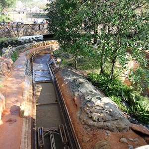 6 of 9: Splash Mountain - Splash Mountain refurbishment 2013