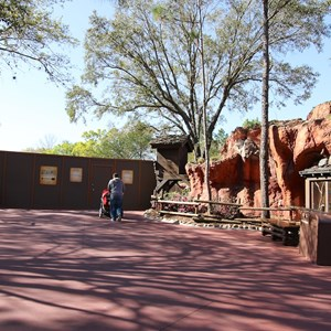 1 of 8: Splash Mountain - Splash Mountain refurbishment