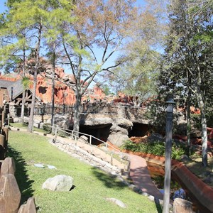 5 of 8: Splash Mountain - Splash Mountain refurbishment