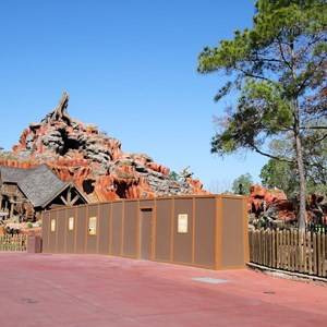 6 of 8: Splash Mountain - Splash Mountain refurbishment