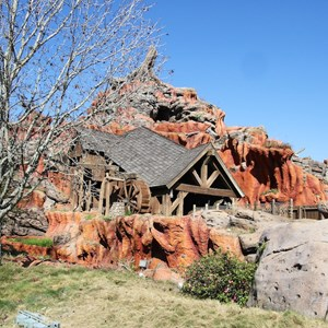 7 of 8: Splash Mountain - Splash Mountain refurbishment