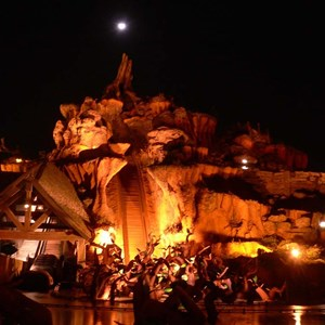 1 of 2: Splash Mountain - Splash Mountain refurbishment