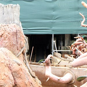 6 of 6: Splash Mountain - Splash Mountain refurbishment
