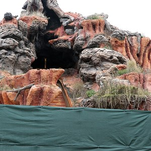 1 of 6: Splash Mountain - Splash Mountain refurbishment