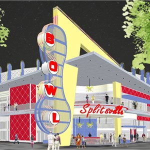 1 of 1: Splitsville - Splitsville concept art