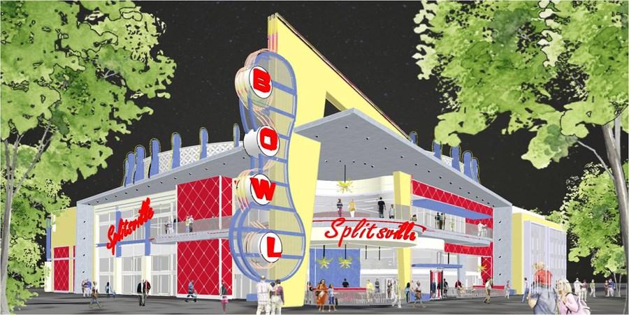 Splitsville concept art
