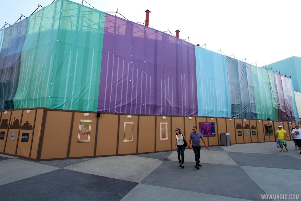 Splitsville construction