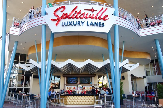 Splitsville - Splitsville lower level patio bar