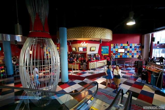 Splitsville - Splitsville lobby