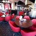 Splitsville - Splitsville lower level lounge