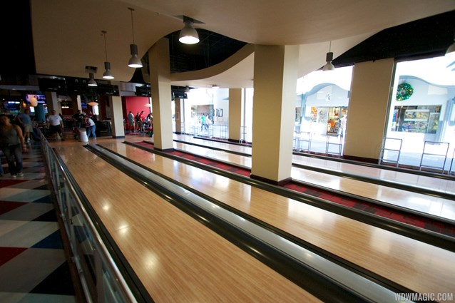 Splitsville - Splitsville lower level lanes