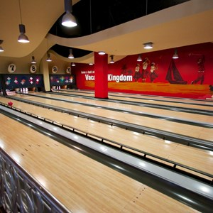 20 of 48: Splitsville - Splitsville lower level bowling lanes