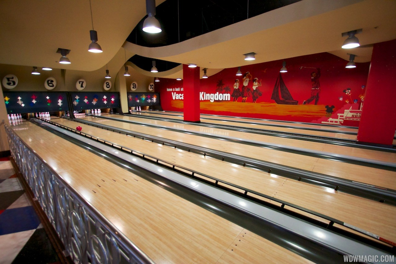 Opening day inside Splitsville