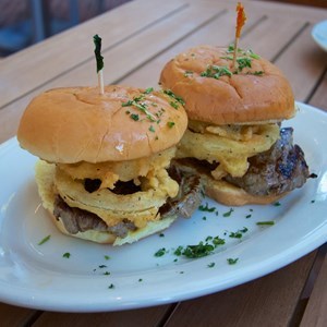 46 of 48: Splitsville - Splitsville Filet Sliders