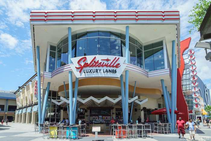 Splitsville enclosed upper level