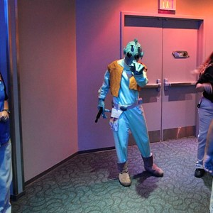 27 of 34: Star Tours - The Adventures Continue - Disney Parks Blog Star Tours meet up