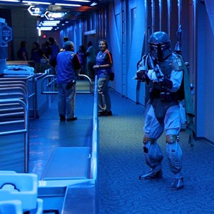 29 of 34: Star Tours - The Adventures Continue - Disney Parks Blog Star Tours meet up