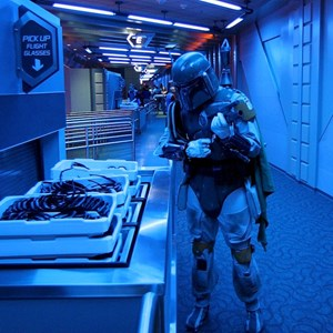30 of 34: Star Tours - The Adventures Continue - Disney Parks Blog Star Tours meet up