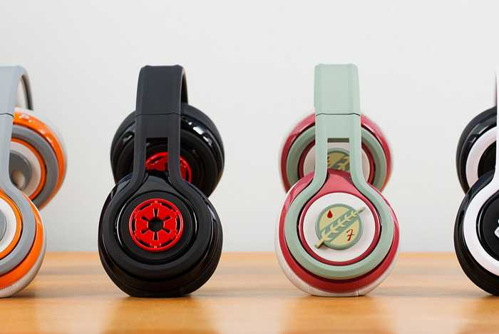 SMS Audio Star Wars Headphones
