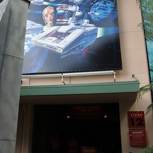 18 of 82: Star Tours - Star Tours walk through