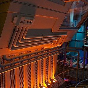 27 of 82: Star Tours - Star Tours walk through