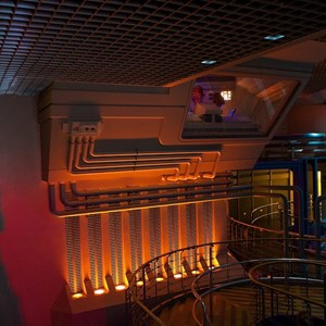 28 of 82: Star Tours - Star Tours walk through