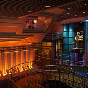 26 of 82: Star Tours - Star Tours walk through