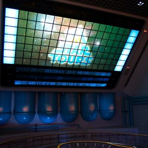 31 of 82: Star Tours - Star Tours walk through