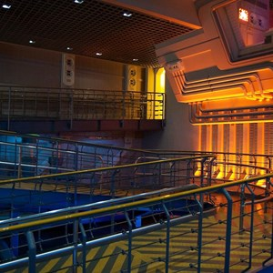 32 of 82: Star Tours - Star Tours walk through