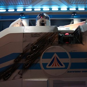 34 of 82: Star Tours - Star Tours walk through