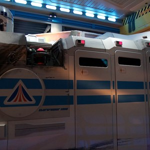 35 of 82: Star Tours - Star Tours walk through