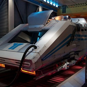 42 of 82: Star Tours - Star Tours walk through