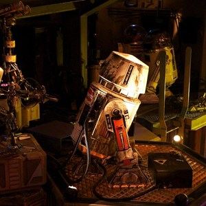 48 of 82: Star Tours - Star Tours walk through