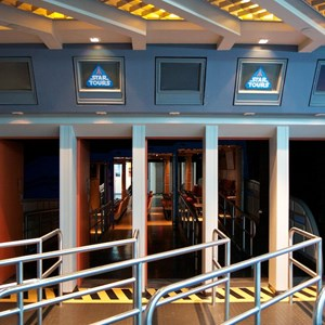 60 of 82: Star Tours - Star Tours walk through