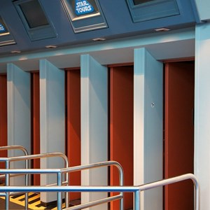 64 of 82: Star Tours - Star Tours walk through