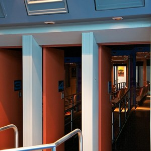 63 of 82: Star Tours - Star Tours walk through