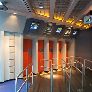 62 of 82: Star Tours - Star Tours walk through
