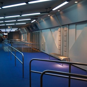 67 of 82: Star Tours - Star Tours walk through