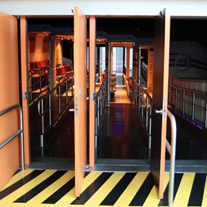 77 of 82: Star Tours - Star Tours walk through