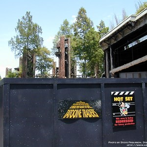 1 of 1: Star Tours - Tatooine Traders construction