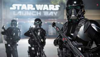 'Star Wars - A Galaxy Far, Far Away' to feature scenes and characters from the upcoming 'Rogue One - A Star Wars Story'