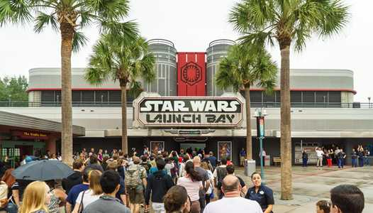 PHOTOS - First look inside the new Star Wars Launch Bay at Disney's Hollywood Studios