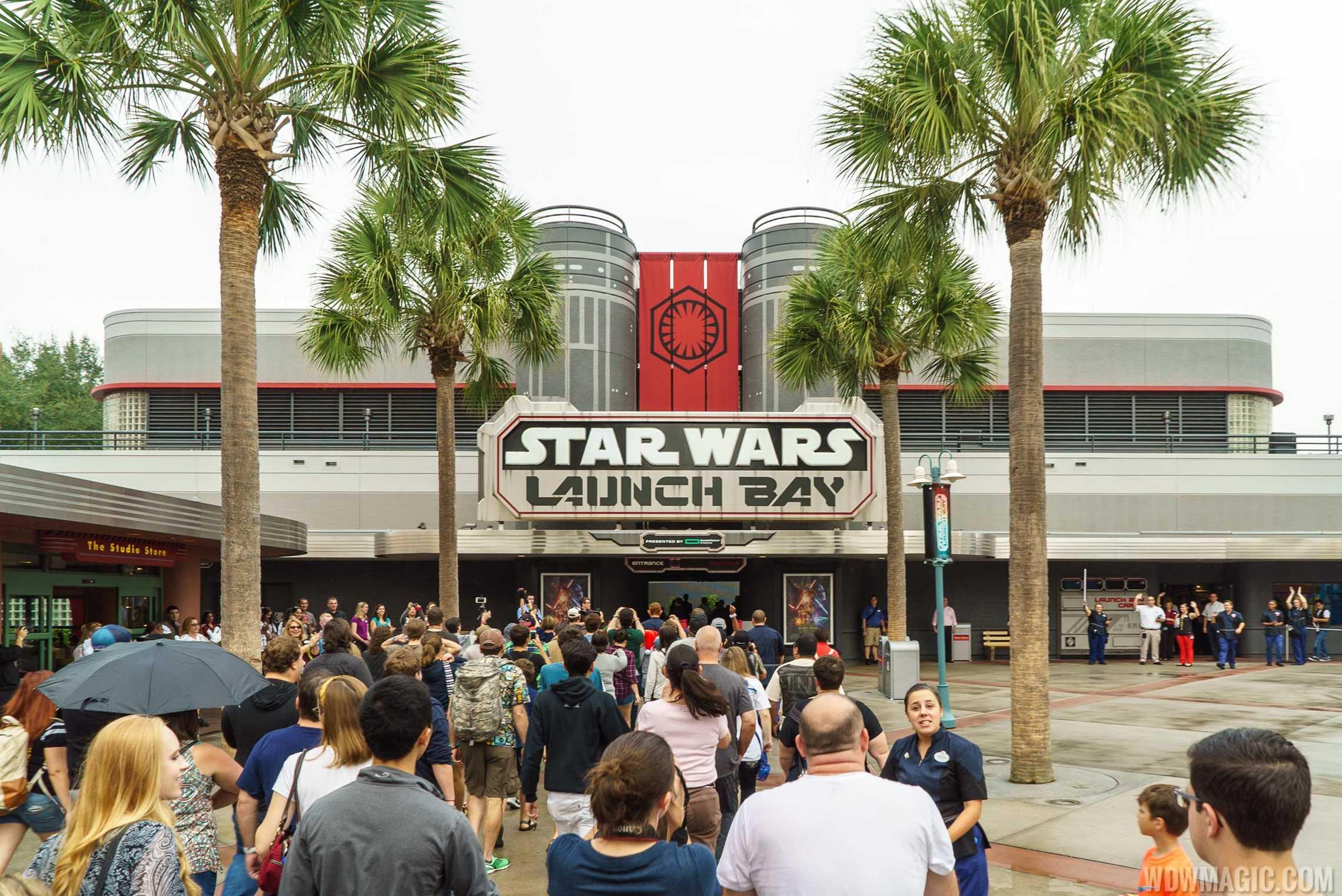 Star Wars Launch Bay