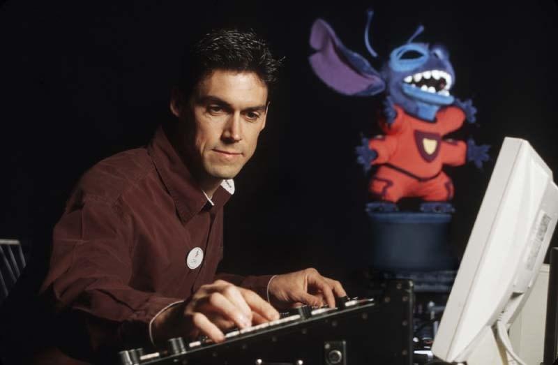 Stitch animatronic unveiled