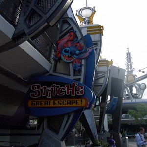 5 of 6: Stitch's Great Escape! - Preview photos