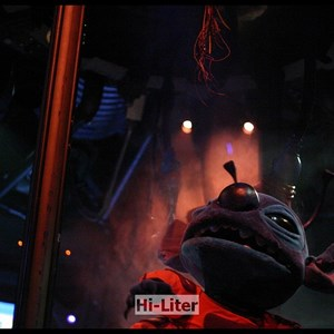 1 of 5: Stitch's Great Escape! - Animatronic show photos