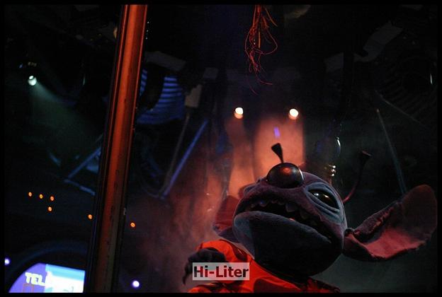 Animatronic show photos